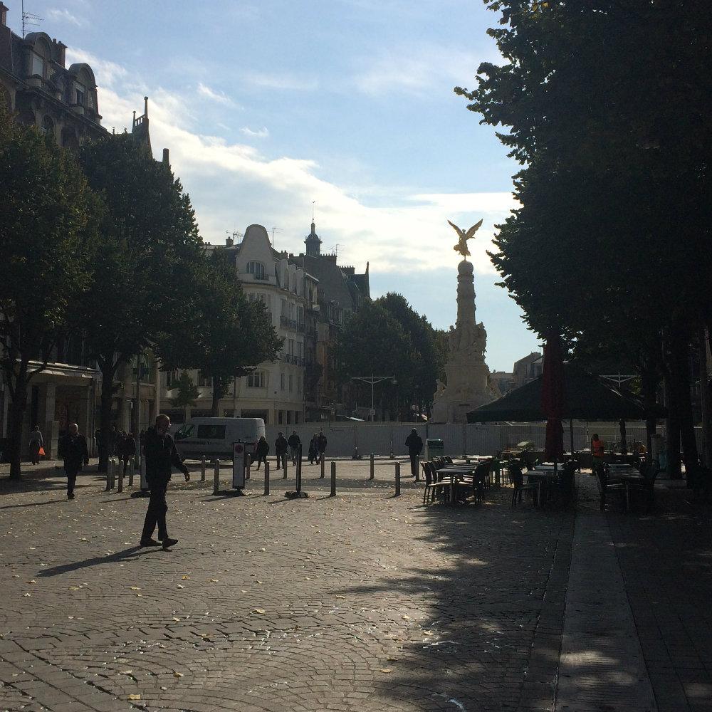 Place Drouet d'Elron