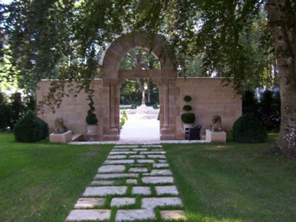 Terrasses et jardins   Marbrerie