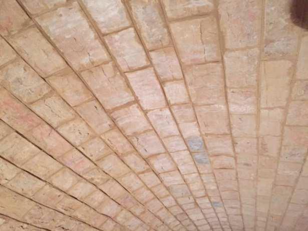 SETP Fort des Rousses plafond