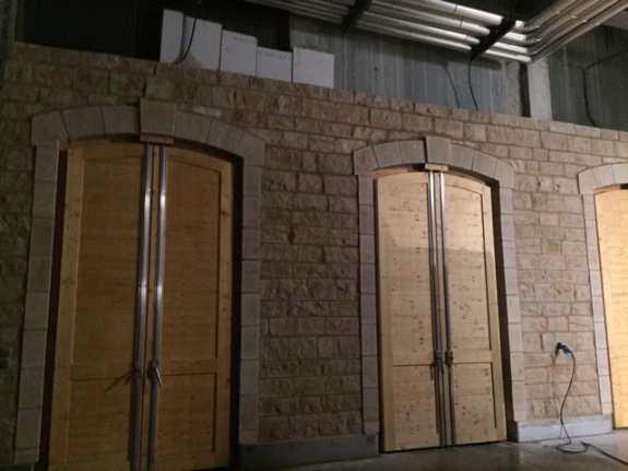 SETP Fort des Rousses portes