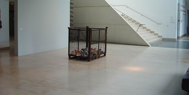 Musée des Beaux Arts de Nancy en pierre de comblanchien