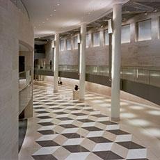 Halls et Centres Commerciaux