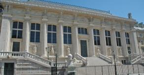 Marches du palais de Justice de Paris